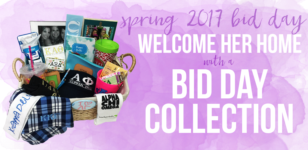 Sorority Bid Day Collections