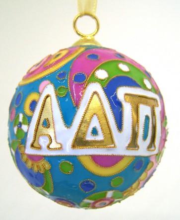 ADPi Psych Ornament