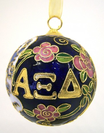 AXiD Round Color Ornament