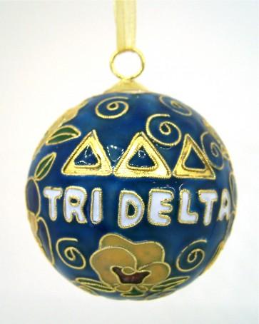 DDD Round Color Ornament
