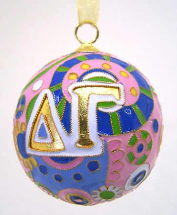 DG Psych Ornament