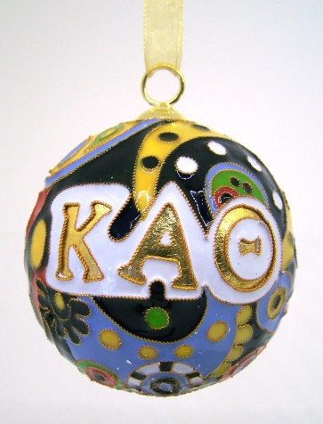 Theta Psych Ornament