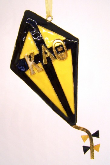 Theta Kite Ornament