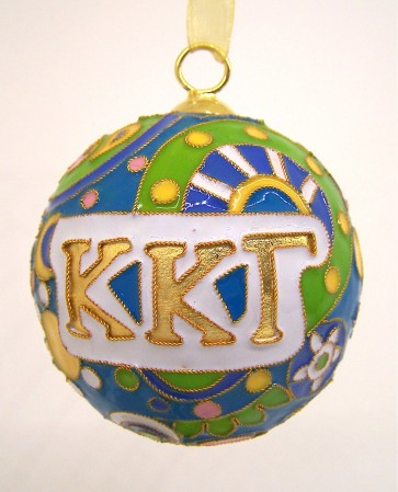 KKG Psych Ornament