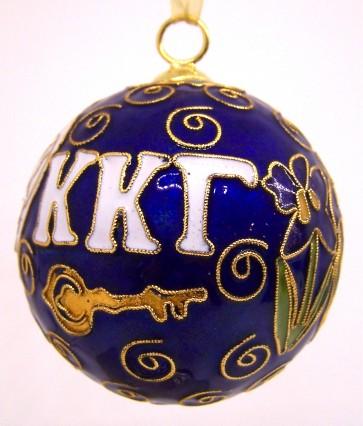 KKG Round Color Ornament