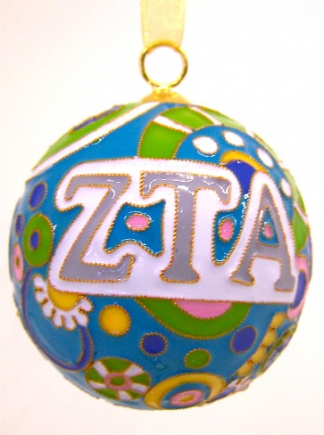 ZTA Psych Ornament