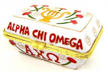 AChiO Cloisonne Box