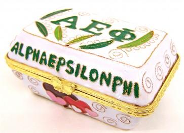 AEPhi Cloisonne Box