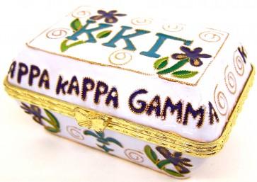 KKG Cloisonne Box