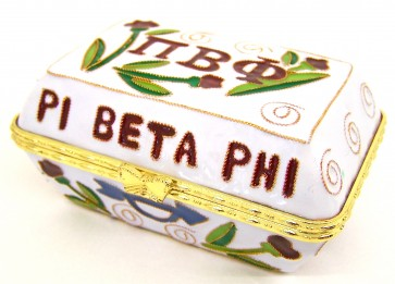 PiPhi Cloisonne Box