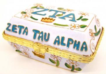 ZTA Cloisonne Box