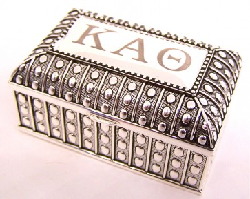 Theta Beaded Box