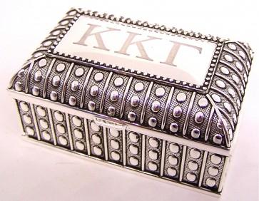 KKG Beaded Box