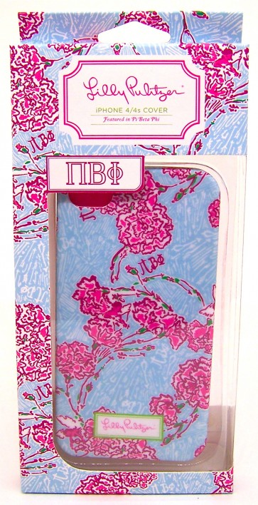 PiPhi Lilly iPhone4/4s Cover