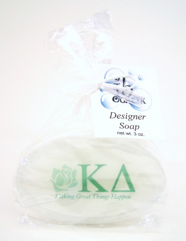 Sorority Logo Soap - Kappa Delta