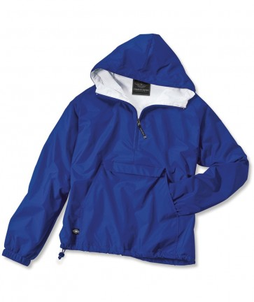 Custom Monogrammed Rain Jacket