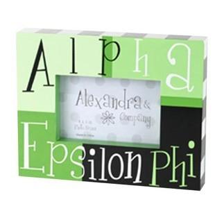 Alpha Epsilon Phi Block Frame