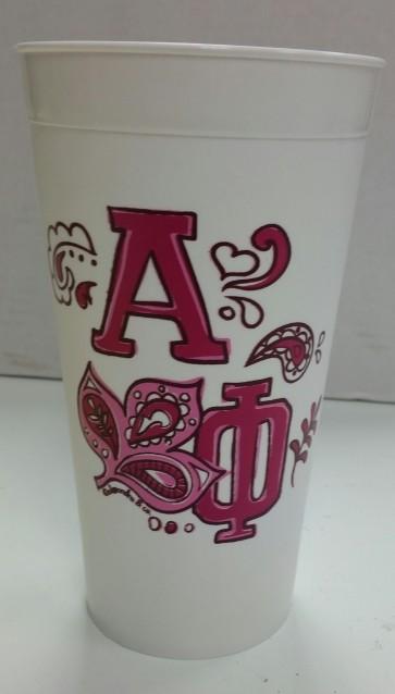 Alpha Phi Sorority Tumbler-Cup