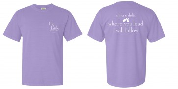 ALPHA XI DELTA BIG APPRECIATION SHIRT 2016
