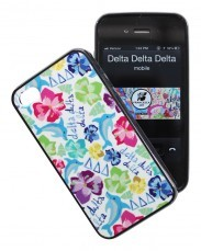 Tri Delta iPhone case