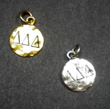 Monogram Delta Delta Delta Charm