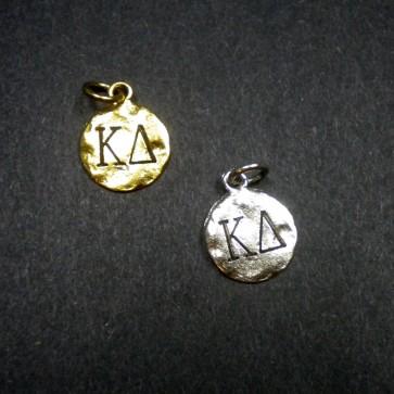 Monogram Kappa Delta Charm