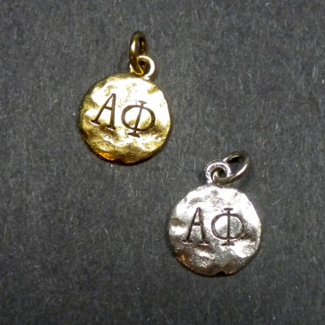 Monogram Alpha Phi Charm