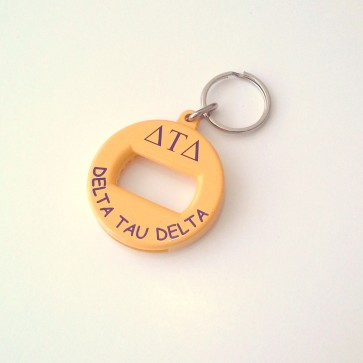 Delta Tau Delta Bottle Opener