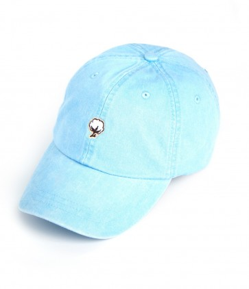 Embroidered Cotton Logo Hat