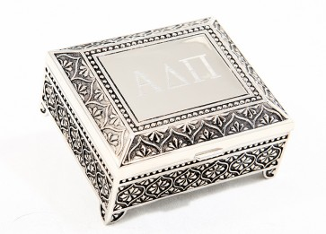 ADPi Footed Box