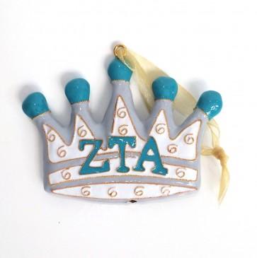 ZTA Crown Ornament