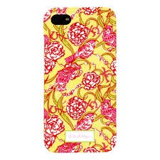 Lilly Pulitzer iPhone 5 Cover - Chi Omega