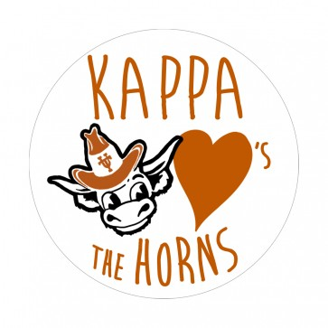 KAPPA GAME DAY BUTTON