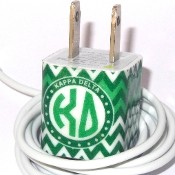 Kappa Delta Phone Charger for iPhone 4 & 5, and Android