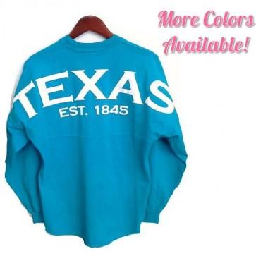 Texas Spirit Jersey
