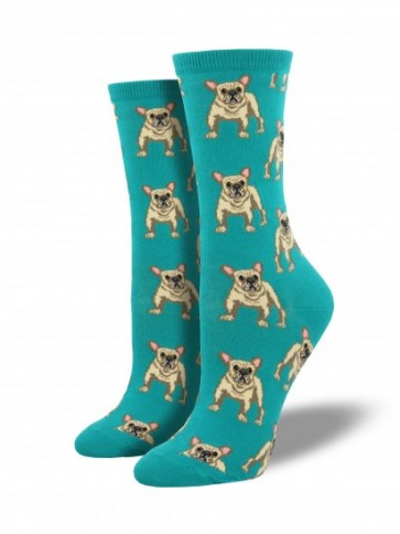 Frenchie Puppy Socks