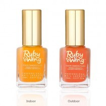 Ruby Wing® Color Changing Nail Polish - Wild Flower