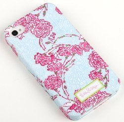 Lilly Pulitzer iPhone 5 Cover - Pi Beta Phi