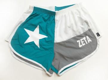 BOA Challenger Shorts Zeta Tau Alpha