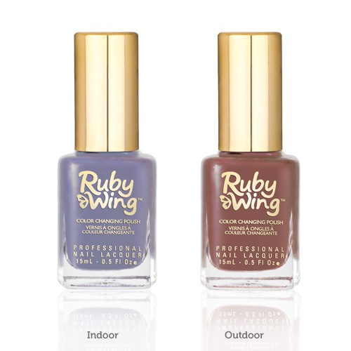 Ruby Wing® Zen Garden Color Changing Nail Polish - Melissa\'s ...