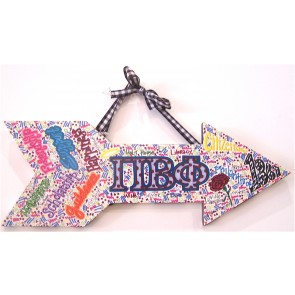 PiPhi Arrow Wall Decoration