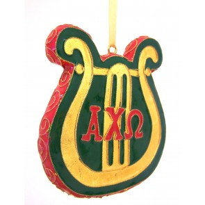 AchiO Lyre Ornament