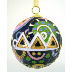 DDD Psych Ornament