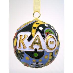 Theta Psych Ornament