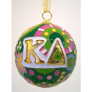 KD Psych Ornament
