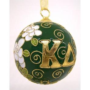 KD Round Color Ornament