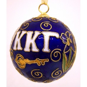KKG Round Color Ornament