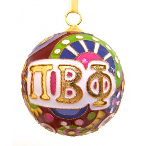 PiPhi Psych Ornament