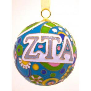 ZTA Psych Ornament