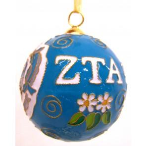 ZTA Round Color Ornament